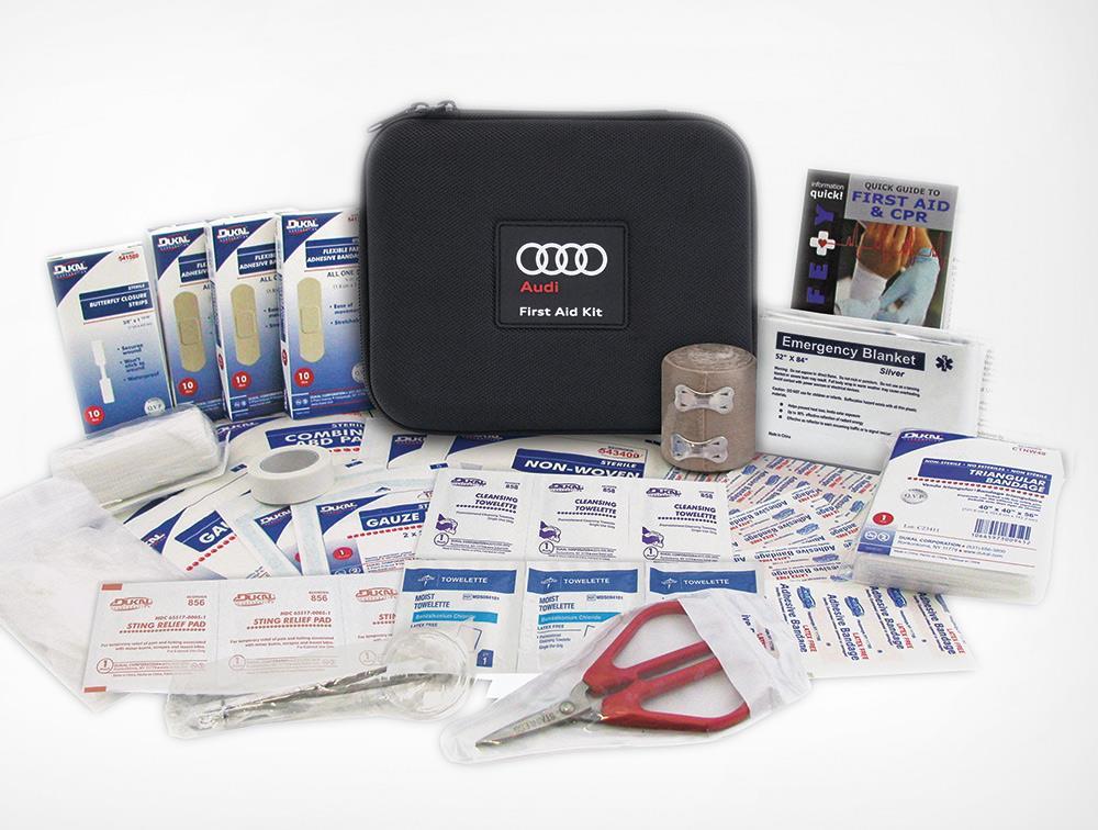 2013 Audi Q5 First Aid Kit Always Always Zaw093108