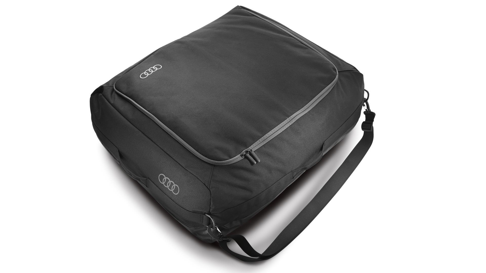 Audi A5 Sportback Storage Bag Medium Black Roof Items
